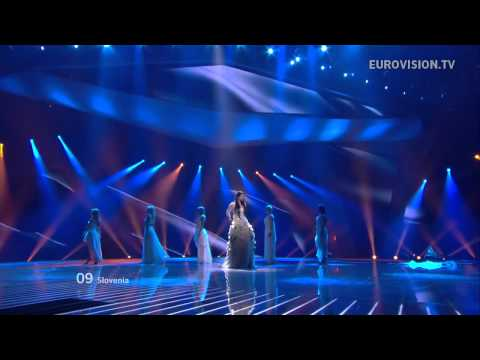 Eva Boto - Verjamem - Live - 2012 Eurovision Song Contest Semi Final 2