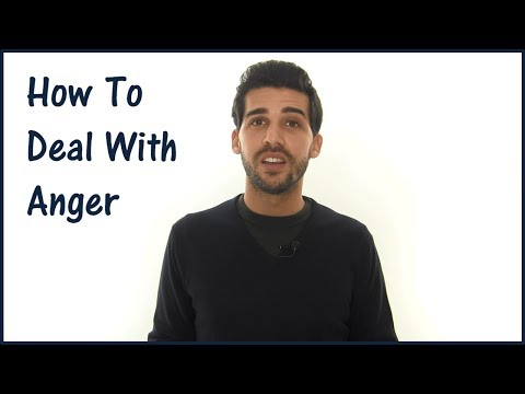 How To Deal With Anger - Help With Anger Management