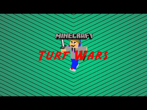 Minecraft Mini Game Reviews: TURF WARS Ep #1