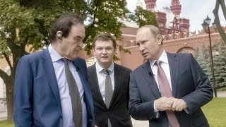 Путин. Премьера. Фильм Оливера Стоуна
