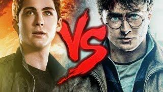 Harry Potter VS. Percy Jackson   Duelo deãs [REMAKE]