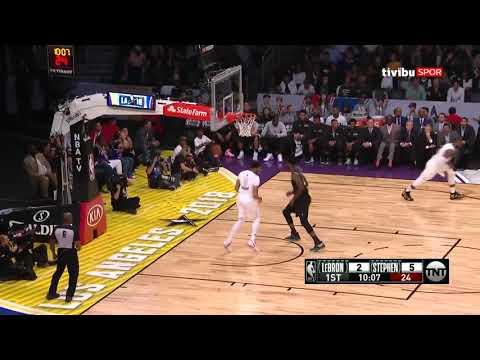 NBA All-Star maçının en iyi 10 hareketi