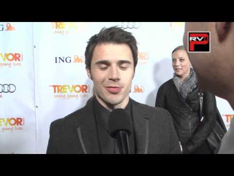 Kris Allen interview at Trevor Project's Trevor Live at the Palladium Event Music Videos