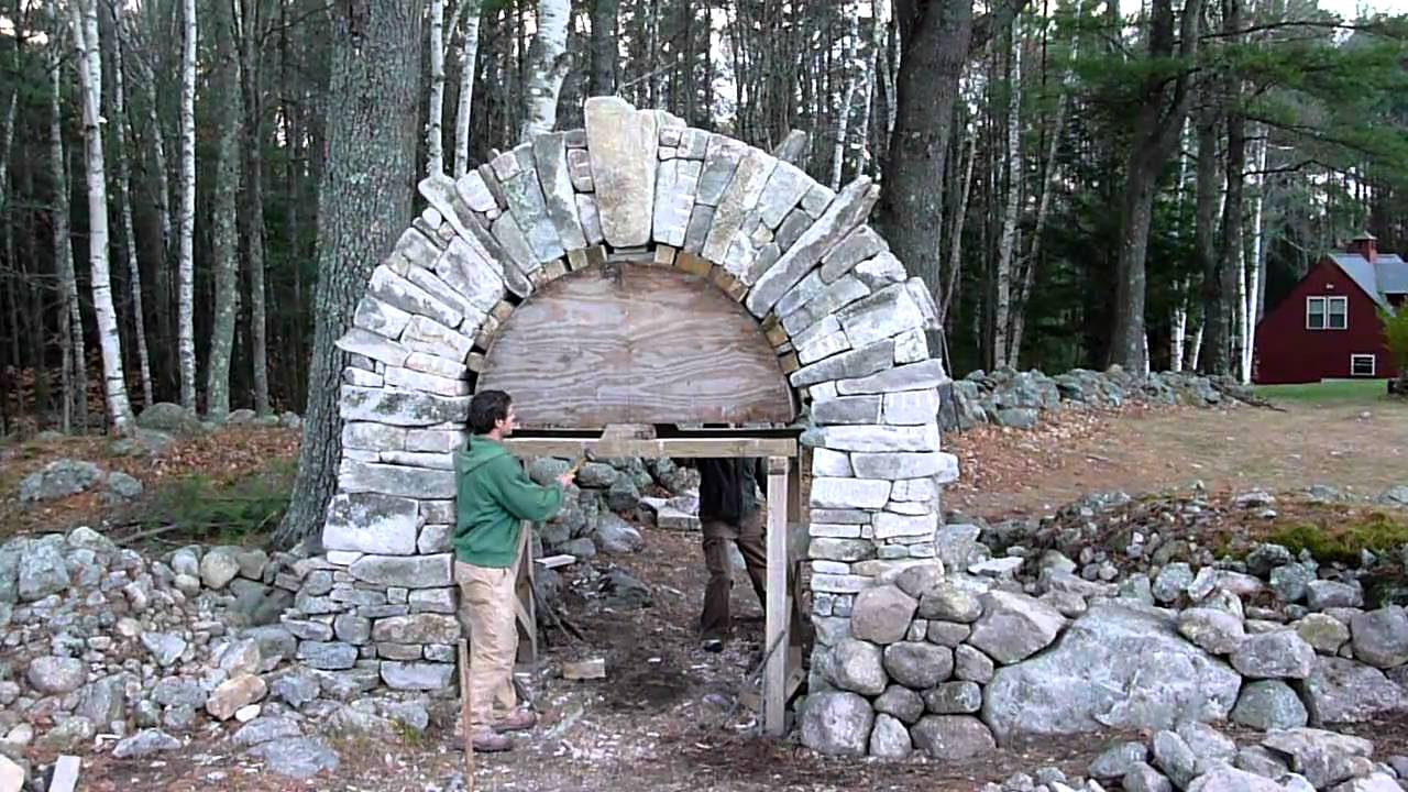 Dry Stone Archway Youtube