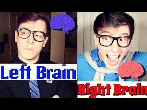 Left Brain Right Brain - Sanders Sides! // A Bo Burnham and Thomas Sanders Logicality Edit [CC]