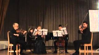 Steibelt - Piano Quintet op.28, No.1, 1st Movement / Штейбельт - Квинтет оп.28, No.1, 1 часть