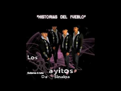 Los Mayitos De Sinaloa - Historias Del Pueblo(Disco Estudio 2010)