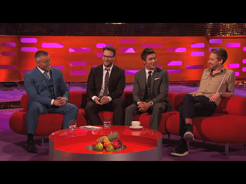 The One When Ricky Wilson Met Matt LeBlanc... - The Graham Norton Show