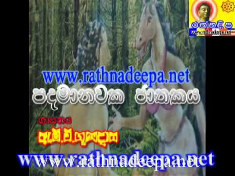 Padamanawaka Jathakaya Viridu Bana video