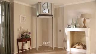 The Lifton Home Lift - the ultimate upgrade for your home