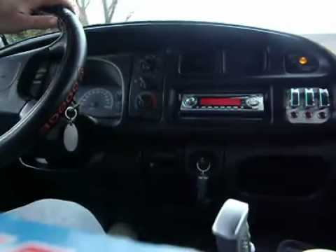 Dodge Ram 5 Speed Conversion Nv3500 Youtube