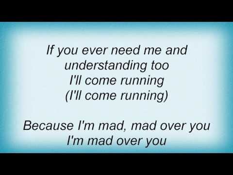 Randy Crawford - Mad Over You Lyrics