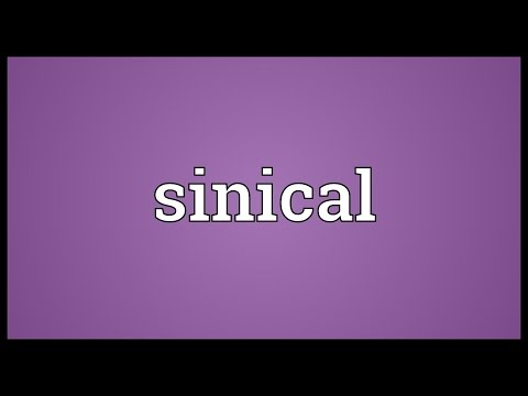 Header of sinical