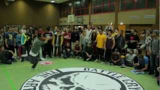 Hill vs. Blond | Battle Cry 2012 | Final Battle