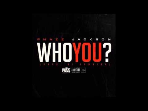 Phaze Jackson - Who You (New RnBass Music 2017) #1