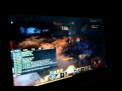 Guild Wars 2 on Acer Aspire V3-551G