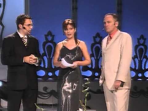 Midheta Dejan i Mirko u programu @ Miss BiH 2004