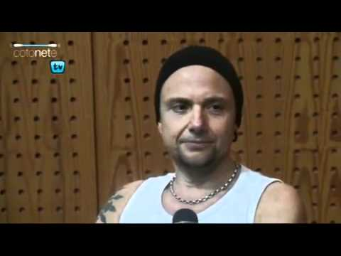 Rammstein - Paul Landers Interview 08-11-2009, Portugal - Cotonete