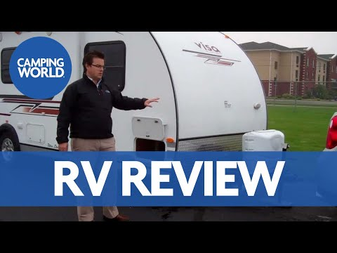 Visa 19RGU Travel Trailer American RV Grand Rapids, MI
