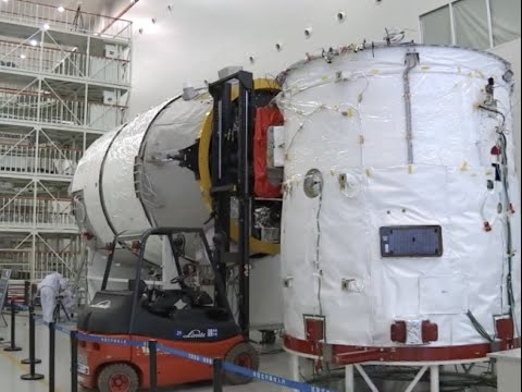 Chinese Designers Busy Testing Tiangong-2 for New Space Mission