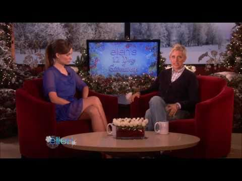 Olivia Wilde on Ellen
