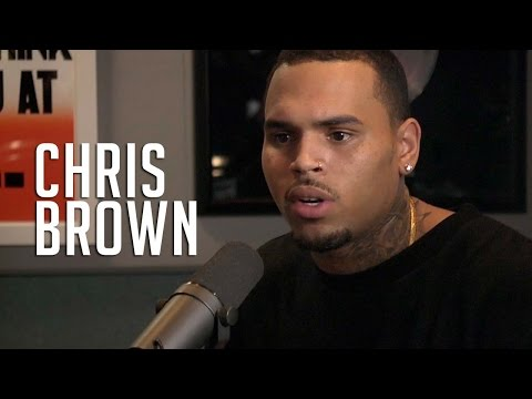 Chris Brown talks Rihanna + Drake on Ebro in the Morning