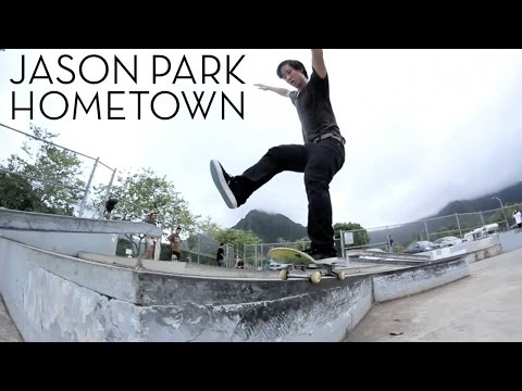 "Jason Park's ""Hometown"" Part"