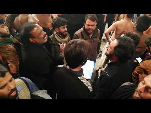 Ustad Abid Nasir Jhang | Noha Akbar Akbar | G6 Islamabad