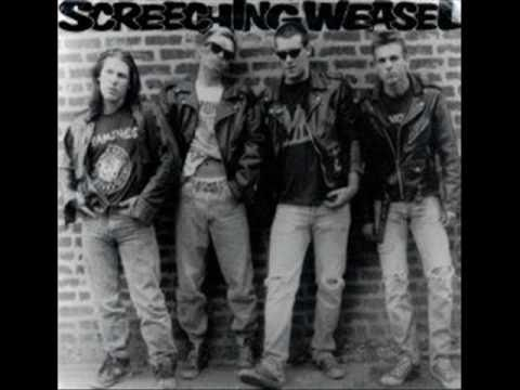 Screeching Weasel - Hey Asshole