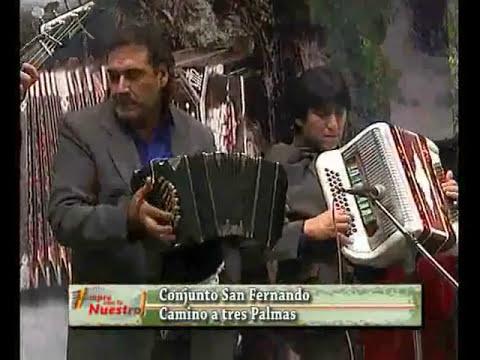 CONJUNTO SAN FERNANDO - CAMINO A TRES PALMAS - Chamamé-