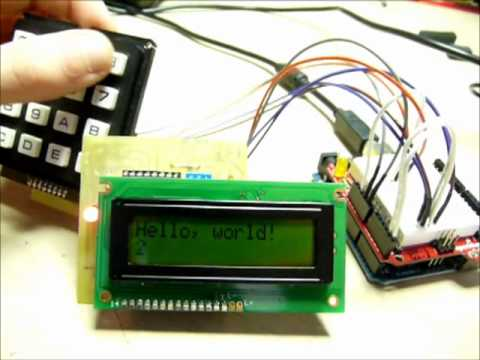PCF8574 IO Expander Board - Tutorial/example requested