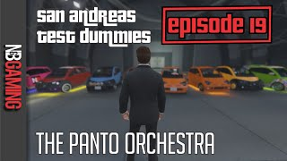 The Panto Orchestra - San Andreas Test Dummies Ep. 19 - GTA 5 Funny Moments Montage