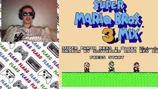 Super Mario Bros 3 Mix - Opération Monde secret