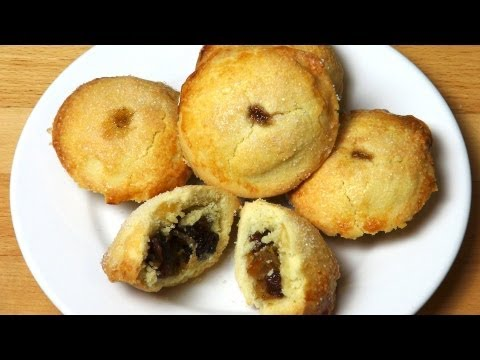 Fruit Mince Pies - CHRISTMAS RECIPE