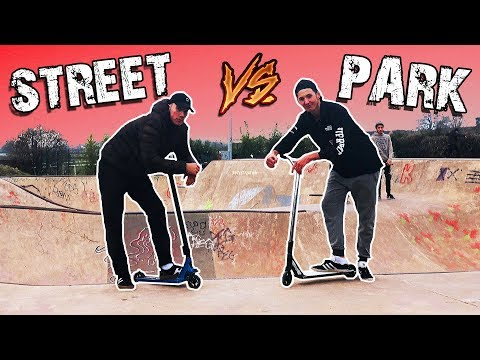Game Of Scoot Street Vs Park Spencer Smith Vs Ethan
