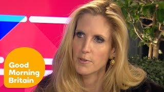 Ann Coulter-Apparently, Humans Around The Globe Like To Have Countries & To Live In Their Countries