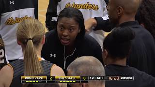 High School Girls Basketball: Como Park vs. DeLaSalle