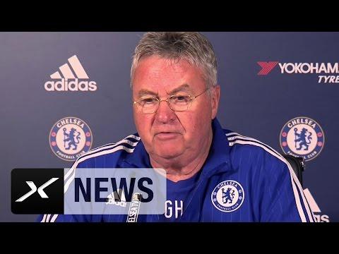 """Guus Hiddink: Antonio Conte? """"Gute Entscheidung""""   Swansea City - FC Chelsea"""