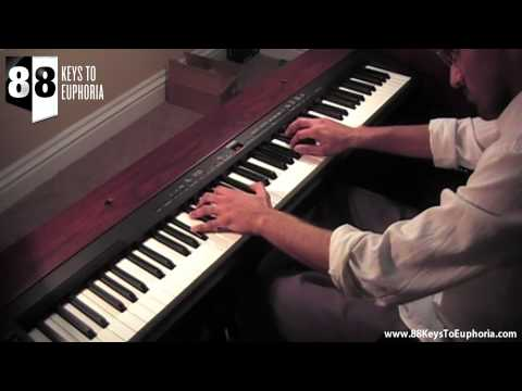 Meri Bheegi Bheegi Si (Anamika) Piano Cover feat. Aakash Gandhi...