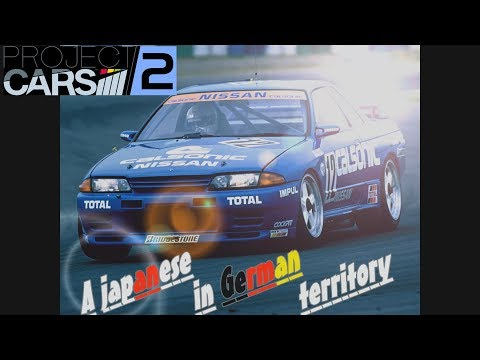 Project CARS 2 Online - A Japanese in German Territory