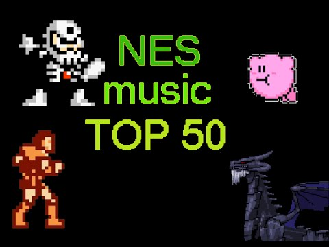 My Top 50 NES Music