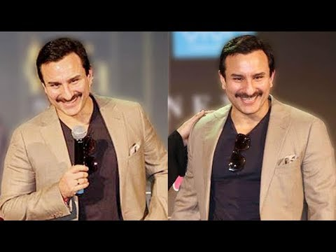 Saif Ali Khan Takes A DIG At Bollywood Movies | Sacred Games