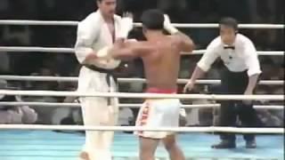 Kyokushin  vs muay thai