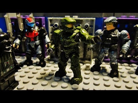 Lego Halo vs Star Wars 8