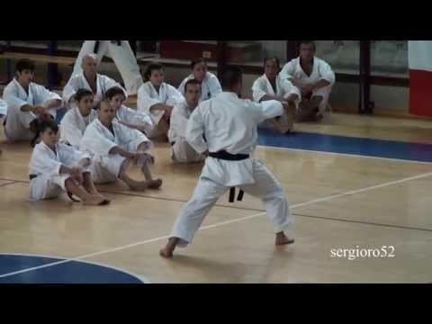 Kurihara Kazuaki-kata Heian Shodan (hd) video