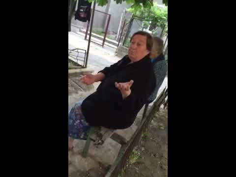 Конопля в СССР :) бабка вспомнила молодость)))