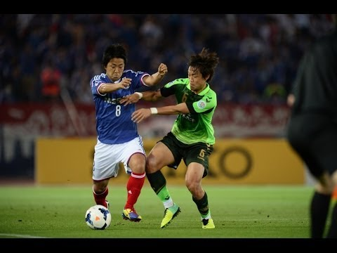Yokohama F Marinos vs Jeonbuk Motors: AFC Champions League 2014 (MD5)