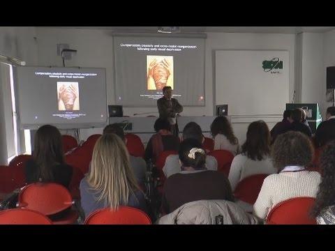Napoli - Neuroimaging, le nuove ricerche sui pazienti non vedenti (06.03.15)