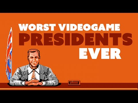 Worst PRESIDENTS in Video Games - The Know Top 10