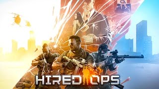 Hired Ops - Reveal Trailer